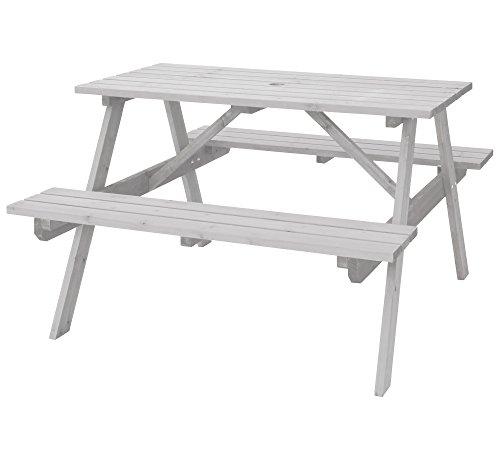 【 テーブル&ベンチ W120 (ODS-92WH) L1 】 ODS-92WH / 4985155195855 / 東谷