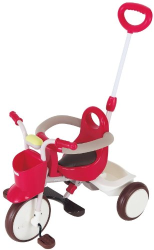 iimo TRICYCLE 01 Vital Red (レッド)