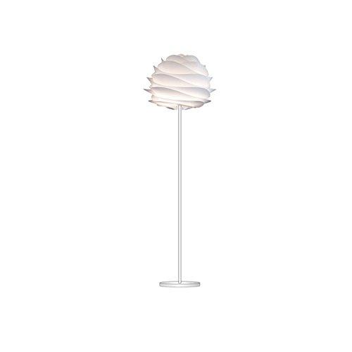 VITA Carmina ヴィータ カルミナ 1灯 ホワイト フロアライト フロアスタンド 照明 組立式 ホワイトベース 02056-FL 【 インテリア ライト 照明 スタンドライト フロアスタンド 】