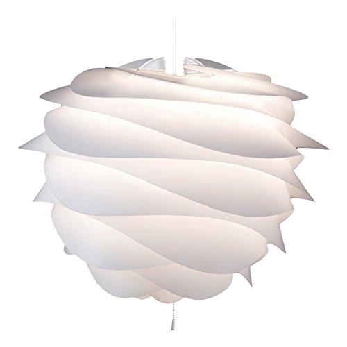 ヴィータ 北欧デンマーク ペンダントライト カルミナ 3灯タイプ コード:ホワイト 電球別売 02056-WH-3 エルックス 【 インテリア ライト 照明 シーリングライト(天井照明) 洋風ペンダントライト 】