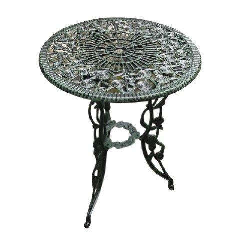 【ジャービス商事】アルミ鋳物テーブル(中) 【 ジャービス / アルミ鋳物テーブル (中) 1台 / 13044 】