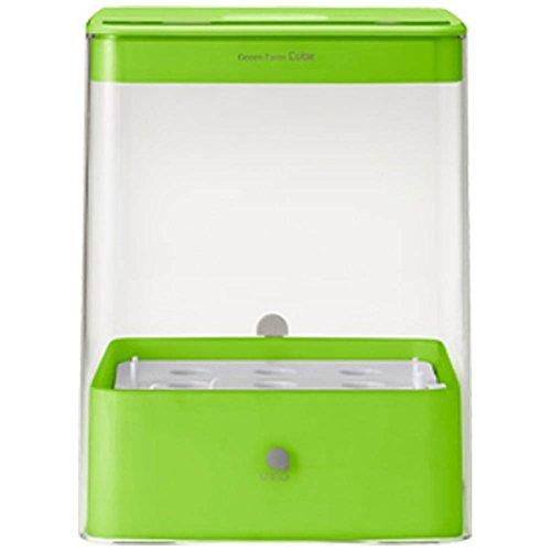 ユーイング UH-CB01G1(G) グリーン GreenFarm CUBE(グリーンファーム キューブ) [水耕栽培器]