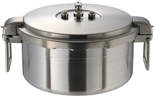 ワンダーシェフ プロビッグ 業務用圧力鍋 浅型 16L NPDA16 610201