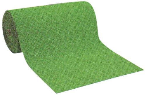 ワタナベ工業 人工芝 タフト芝 ラバー付 WTF-600 91×25m乱 グリーン