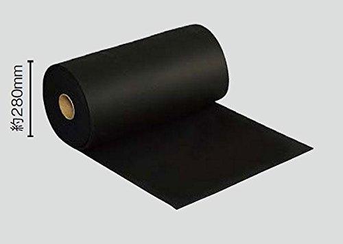 光 エチレン・プロピレン・ジエンゴム(EPDM)ロール巻 5x500mmx10M巻 SREP055-10