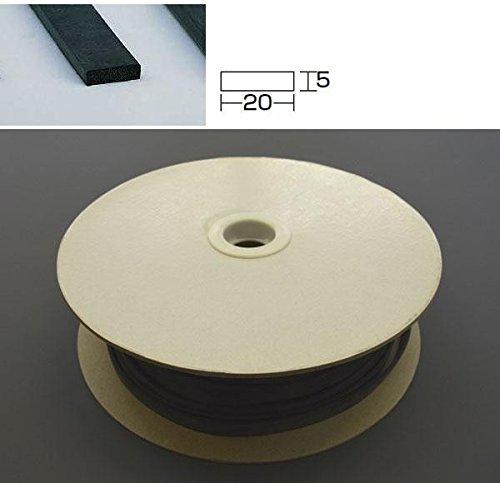 光 板スポンジ巻 5×20mm KS520-40W 40m