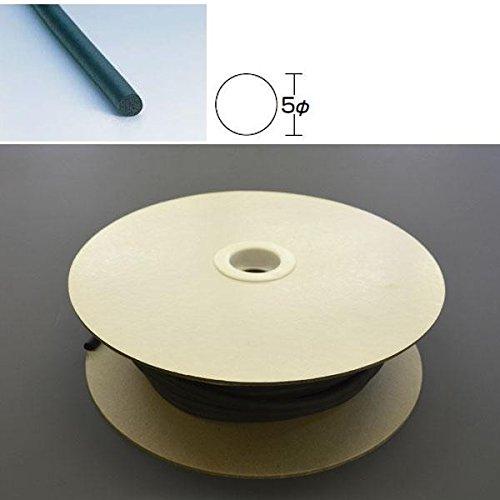 光 丸スポンジ巻 径5mm KS05-100W 100m