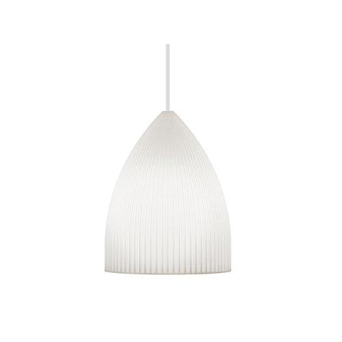 ペンダントライト 1灯 - リプルス - Ripples スロープ(ホワイトコード) 【電球別売】 VITA デンマーク ELUX 02044 02044