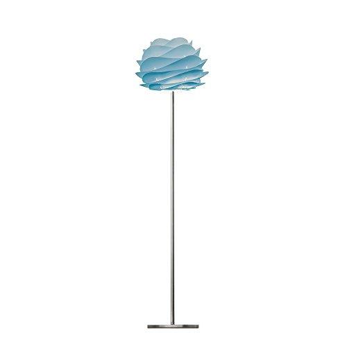 フロアライト 1灯 - カルミナ ミニ - Carmina mini フロア アズール(シルバーベース) 【電球別売】 VITA デンマーク ELUX 02061-FL-SV 02061-FL-SV