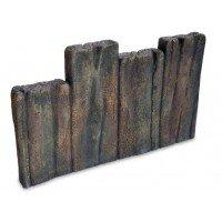 石原 花壇材 ガーデンスリーパー段違四連 ×15個 9900282 0905819