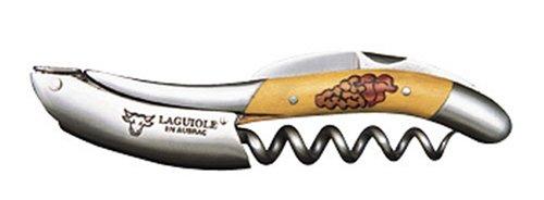 ラギオール・アン・オブラック ( LAGUIOLE en Aubrac ) / 【 グレープ 5107 】 ソムリエナイフ / ラギオール アン オブラック グレープ