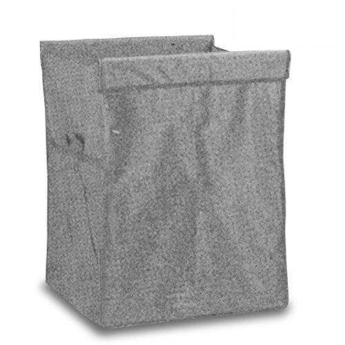 TERAMOTO(テラモト)システムカートワイド(袋E)180L 灰