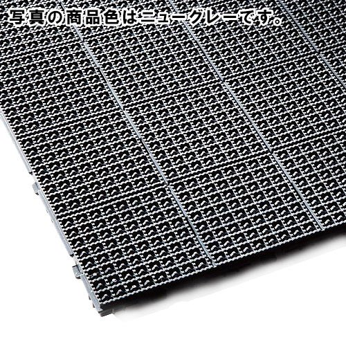 テラモト ダストスルー2 150 約150×150mm ブラウン MR-134-215-4 60枚セット