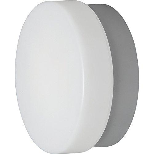アイリスオーヤマ LEDポーチ・浴室灯 丸型 電球色 500lm CL5L-CIPLS-BS / インテリア ライト 照明