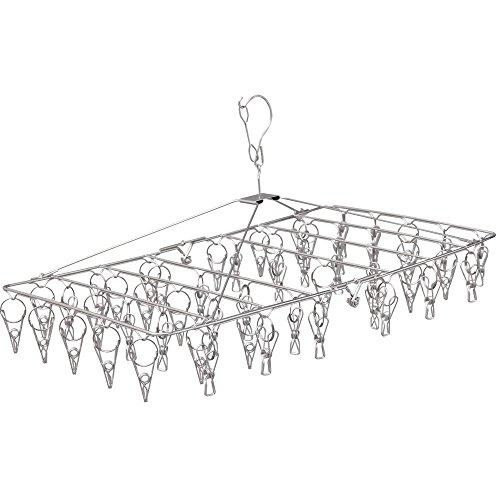 アイリスオーヤマ ステンレスピンチハンガー PIH-50SH 【まとめ買い*3セット】 / 日用品雑貨 洗濯用品 洗濯バサミ