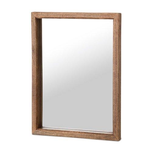 C'est La Vie ミラーL 41050 鏡 セール特価品 シンプルでおしゃれ 壁掛け用 ミラー 低価格 木製フレーム 玄関 シック アンティーク風 クラシック シンプル ディスプレイ オシャレ おしゃれ デザイン レトロ インテリア雑貨