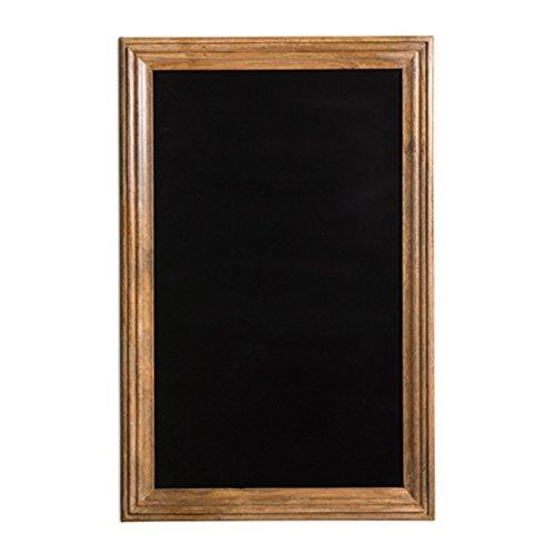 【 EWIG ブラックボードM / 41034 】 木製 ブラックボード 幅60cm 存在感抜群♪ ウェルカムボード メニューボード カントリー アンティーク風 マグネット 磁石 おしゃれ カフェにも ショップ 店舗 インテリア 雑貨 コミュニケーションツール