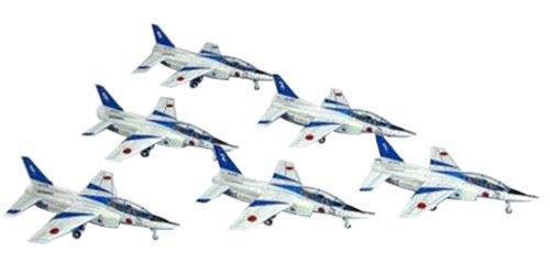 川崎 T-4 ブルーインパルス 6機セット初回/1/144/株式会社 国際貿易/AV440010/4907981628246