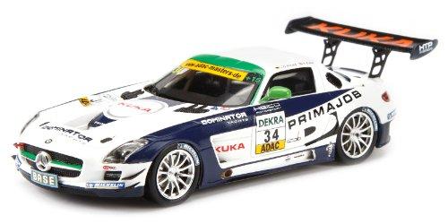 メルセデス・ベンツ SLS AMG GT3/#34 HEICO MOTORSPORT Arnold/Zu/1/43/株式会社 国際貿易/450882500/4007864088256