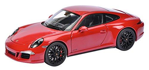 ポルシェ 911 GTS/レッド/1/18/株式会社 国際貿易/450039000/4007864003907