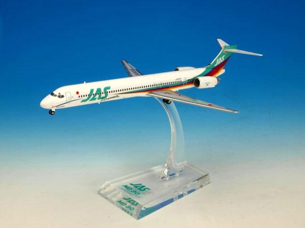 JAS MD-90 2号機/1:200/1/200/株式会社 国際貿易/BJE3035/4895185910321