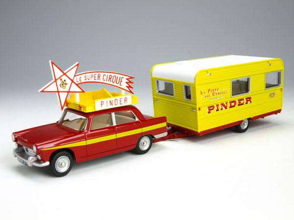 プジョー 404 PINDER/1/43/株式会社 国際貿易/C80000/3551090800003