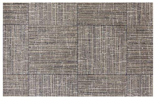 クリーンテックス ラグ 『 wash + dry (ウォッシュアンドドライ) D?cor / Canvas / 110×175cm / K017I 』 マット