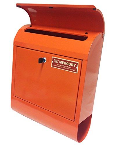 マーキュリー メールボックス オレンジ/MEMABOOR/ 4564100030375/ キーストーン