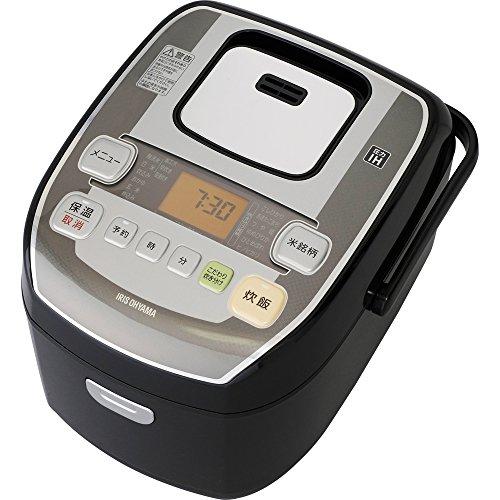 米屋の旨み 銘柄炊き 圧力IHジャー炊飯器5.5合/ ブラック/ RC-PA50-B/ 4967576252782/ 562099 アイリスオーヤマ