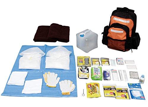 避難リュックセット家族用22点/O-HR-22K/ 4967576119542/ 520531 アイリスオーヤマ