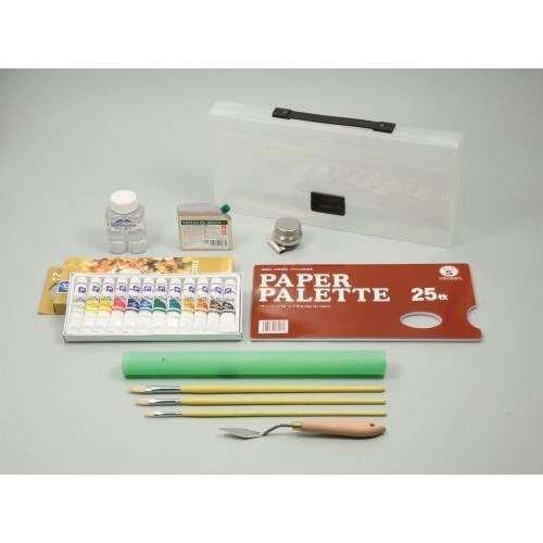 ファースター油絵具PPセット/102085/ 4548030020859/ アーテック