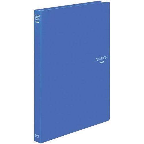 【10セット販売】コクヨ/クリヤーブック替紙式A4縦30穴18枚ポケット 青 ラ-320B/ラ-320B/4901480042695