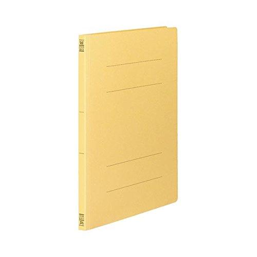【50セット販売】コクヨ/フラットファイルV樹脂製とじ具B4縦 15mmとじ 黄 フ-V14Y/フ-V14Y/4901480139395