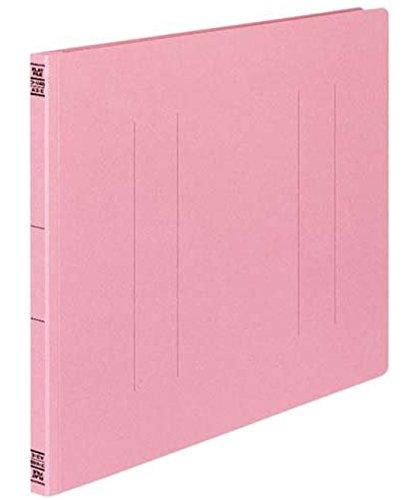【30セット販売】コクヨ/フラットファイルV樹脂製とじ具A3横 15mmとじ ピンク フ-V48P/フ-V48P/4901480139586