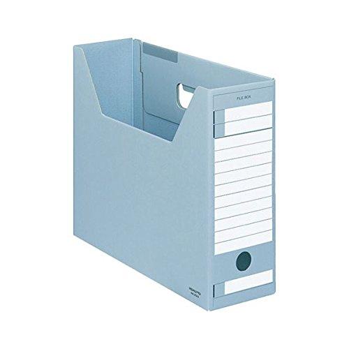 【20セット販売】コクヨ/ファイルボックス-FS DタイプA4横 収容幅94mm青 A4-LFD-B/A4-LFD-B/4901480137810
