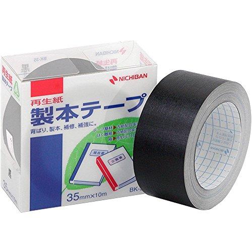 【10セット販売】ニチバン/セイホンテ-プ BK-35 クロ    /BK-356/4987167002220