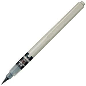【100セット販売】ぺんてる/Pentel ぺんてる 筆ペン 中字 墨液/XFP6L/4902506142009