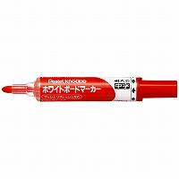 【200セット販売】ぺんてる/Pentel ノックル 丸 中字 赤/EMWLM-B/4902506144430