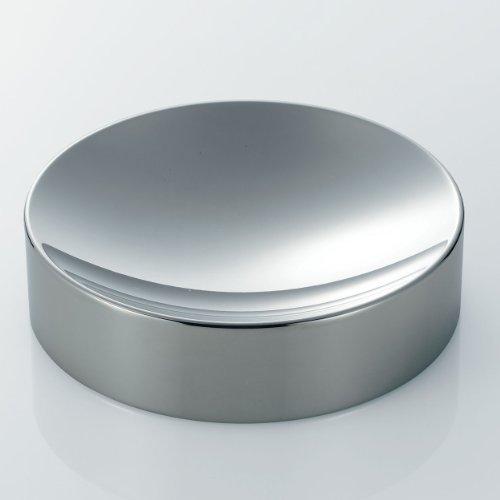 【 Lingotto PM05 インゴット丸トレー / ステンレスミラー / Primario 】 PM05 / 4562249020059 / タケダTAKEDA DESIGN PROJECT事業部