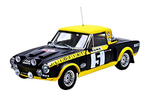 【 フィアット 124 アバルス ラリー / 76 Rallye Monte-Carlo#5 R.Camb 】 4953 / 0657440049535 / 株式会社 国際貿易