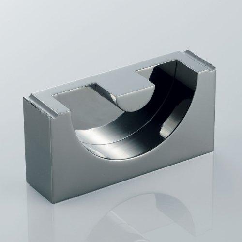 【 Lingotto PM04 テープカッター / ステンレスミラー / Primario 】 PM04 / 4562249020042 / タケダTAKEDA DESIGN PROJECT事業部