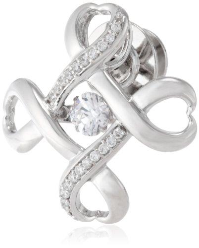 タイニーピン Crossfor logo5 NY-T002 Ladys 0130502-20002 クロスフォー / オシャレ レディース メンズ 男性 女性 キレイ クロス 十字架 プレゼント 誕生日 クリスマス 母の日 結婚記念日 お祝い ギフト