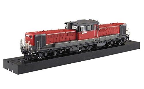 ディーゼル機関車 DD51 更新色 スーパーディティール 009987 1/45 トレインミュージアムOJ 4905083009987 青島文化教材社