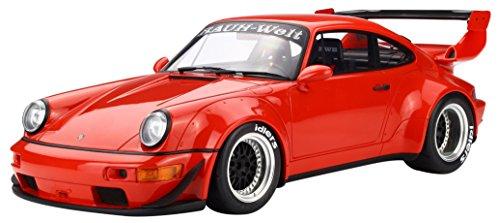 1/12 RWB 964(レッド) GTS024KJ GT SPIRIT 4548565348022 京商ダイキャスト