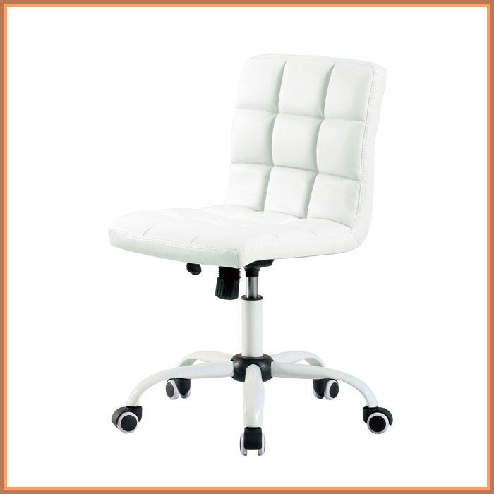 椅子 ハニー ホーム チェア ホワイト HONEY (WH) ★ ホームチェア / HONEY-WH ★ オフィスチェア イス チェアー オフィスチェアー パソコンチェア PCチェア