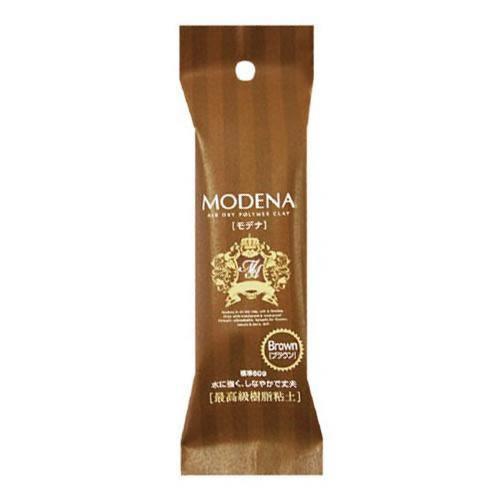 <title>PADICO パジコ 樹脂粘土 100%品質保証! Modena color モデナカラー ブラウン 60g 2個セット 303116</title>