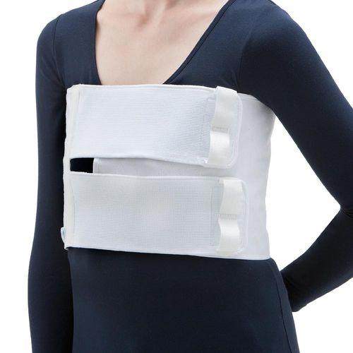 【まとめ買い5個】竹虎 バスターTS フリー 胸部固定帯 033030