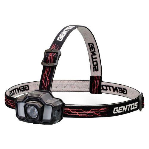 【まとめ買い4個】GENTOS GD-200シリーズ LEDヘッドライト GD-200R
