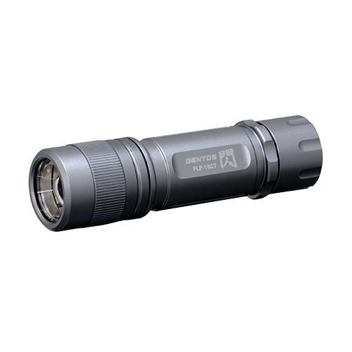 【まとめ買い6個】GENTOS 閃シリーズ LEDフラッシュライト FLP-1807