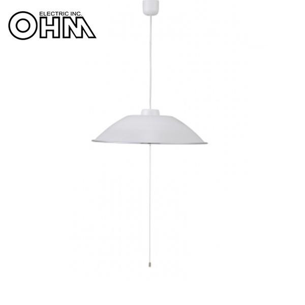 OHM LED洋風ペンダントライト 6畳用 LT-Y40D6G